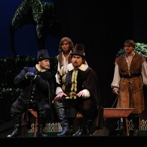 Ford in Verdi's Falstaff (Image by Pat Kirk)