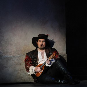 Don Giovanni in Mozart's Don Giovanni (Image by Pat Kirk)